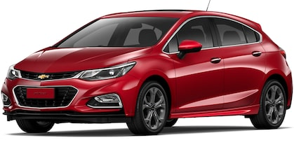 Chevrolet Cruze - Tu hatchback version HB