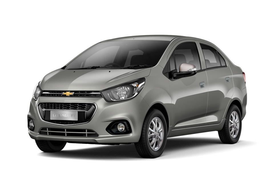 Chevrolet Beat - Exterior gris de tu carro sedan
