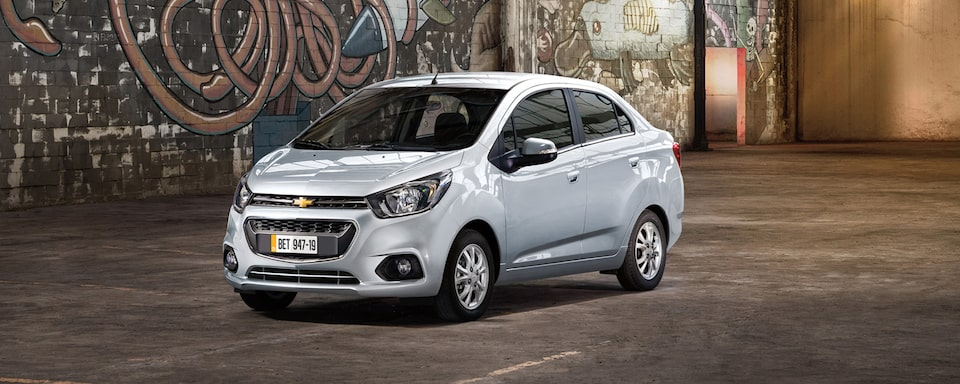 Chevrolet Beat - Exterior de tu carro sedan