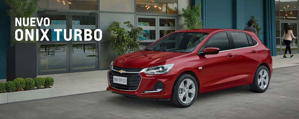 Chevrolet Onix Turbo Hatchback- Carro Deportivo versiones