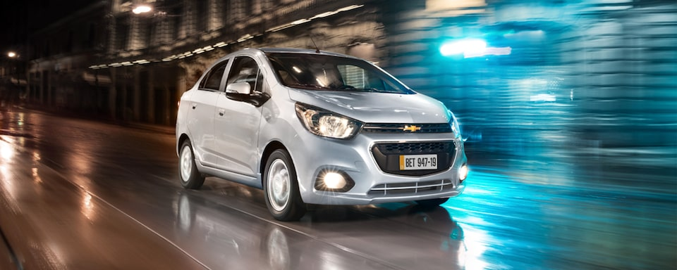 Chevrolet - Beat Colombia