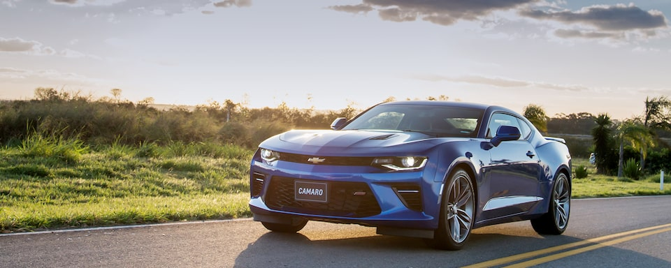 Chevrolet - Camaro Colombia