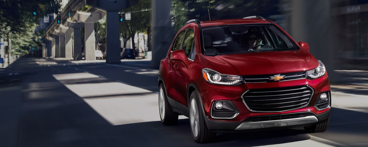 Chevrolet Tracker - Vehiculo SUV Colombia