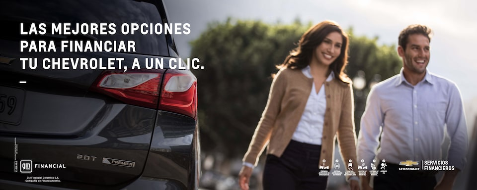 Chevrolet Colombia - GM Financial