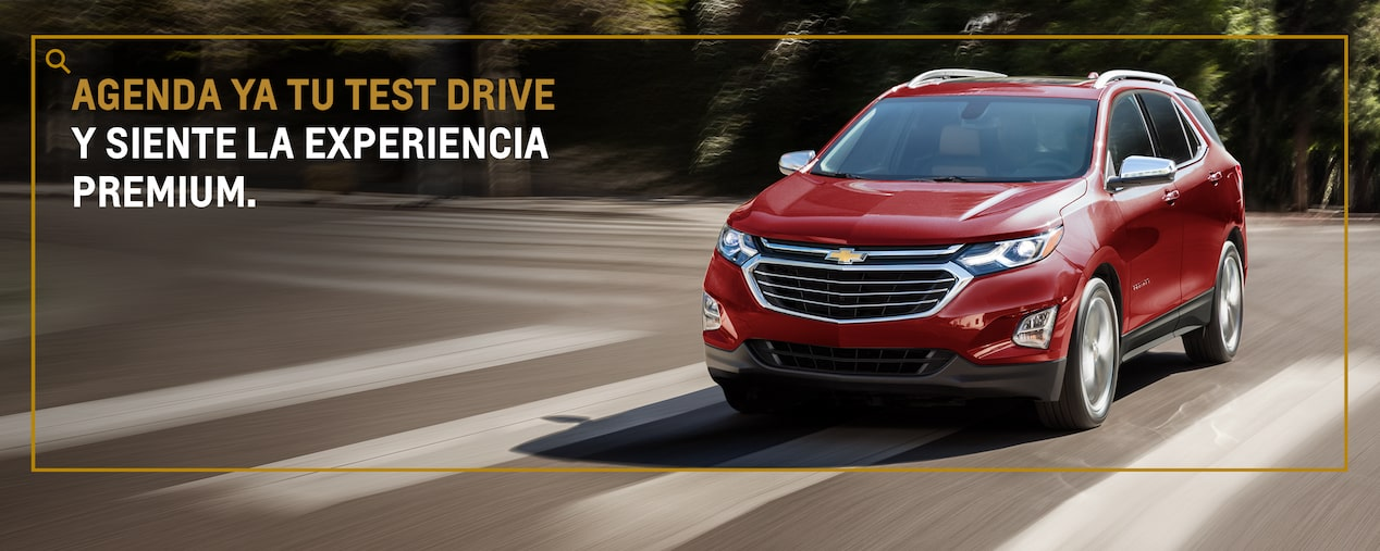 Chevrolet - Test Drive Premium Colombia
