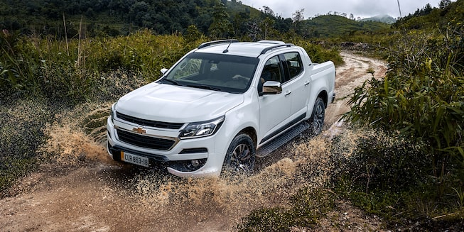 Chevrolet Colorado - Exterior de tu Camioneta 4x4