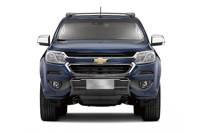 Chevrolet Colorado - Respaldo para conducir tu camioneta 4x4