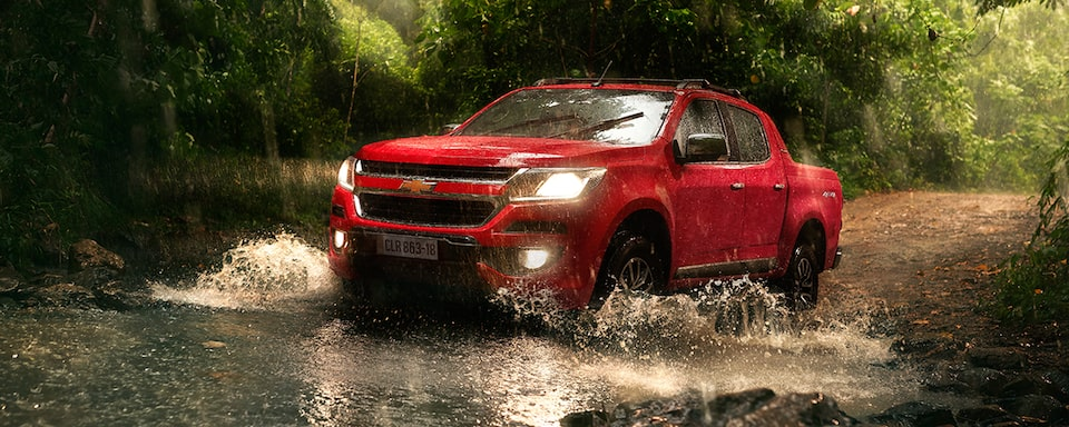 Chevrolet Colombia – Colorado