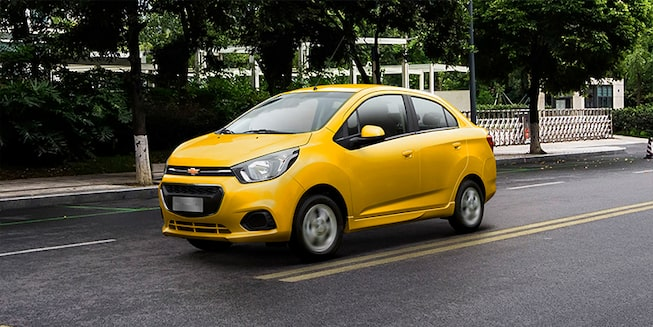 Chevrolet Chevytaxi Plus - Tu Taxi en Movimiento