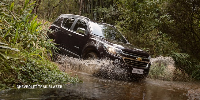 Chevrolet Test Driver - Trailblazer