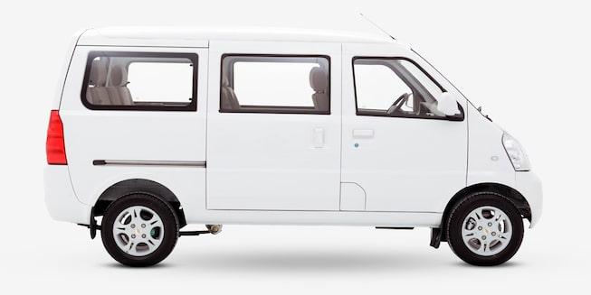 Chevrolet N300 Pasajeros - Lateral de tu van de pasajeros