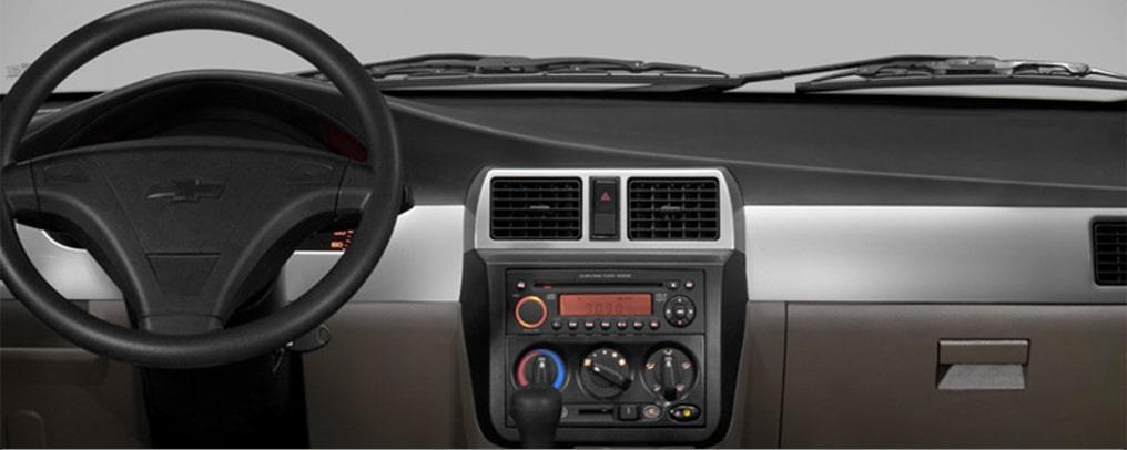 Chevrolet N300 - Tecnologia de tu van de pasajeros
