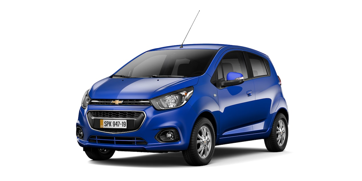 Chevrolet Spark GT - Color Azul de tu Mini Car
