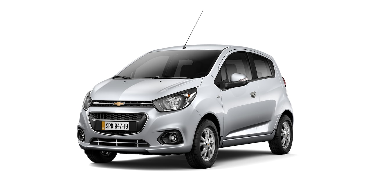 Chevrolet Spark GT - Color Plata de tu Mini Car