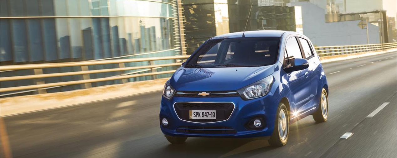 Chevrolet Spark GT - Colombia