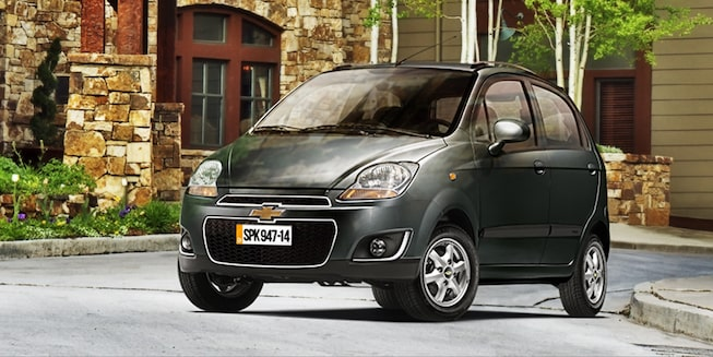 Spark Life Carro Economico Chevrolet