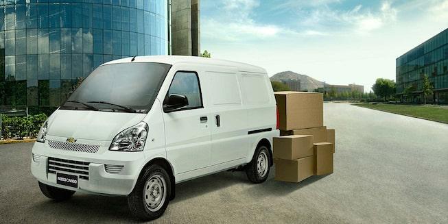 Chevrolet N300 - Tu van de carga en ruta