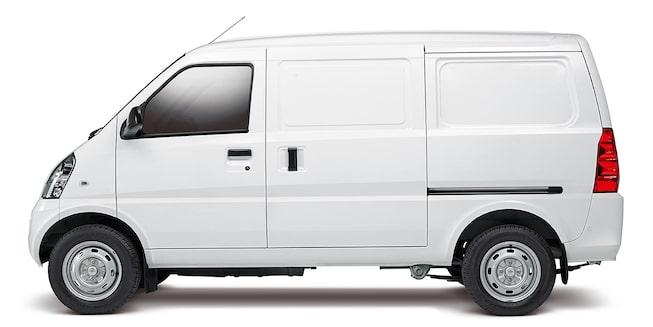 Chevrolet N300 - Lateral de tu van de carga