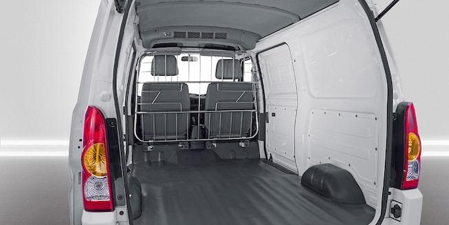 Chevrolet N300 - Espacio de carga de tu van de carga
