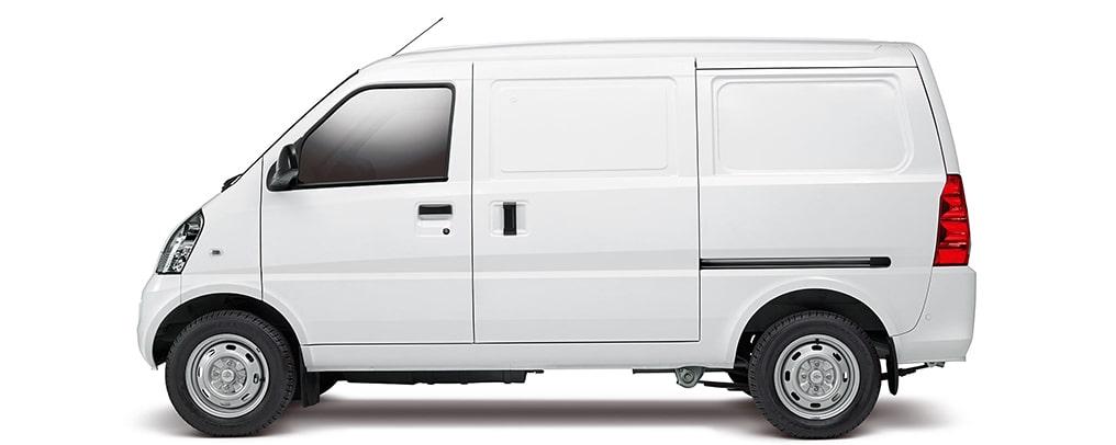 Chevrolet N300 - Exterior de tu van de carga
