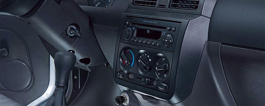 Chevrolet N300 - Tecnologia de tu van de carga