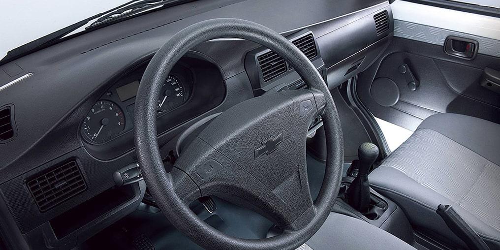 Chevrolet N300 - Volante de tu van de carga